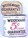 Weideman's Cigars