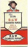 B&W (white/red)