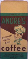 Andre's Coffee Bag