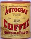Autocrat Coffee