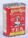 Betsy Ross Tea
