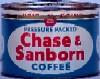 Chase & Sanborn Coffee