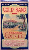 Gold Band Coffee Box