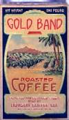 Gold Band Coffee Box
