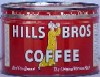 Hills Brothers Small Can