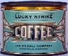 Lucky Strike Coffee