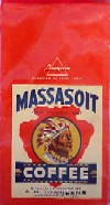 Massasoit Coffee Bag
