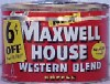 Maxwell House Western Blend