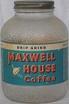 Maxwell House Coffee (Jar)