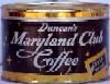 Maryland Club Coffee