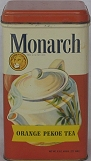 Monarch Orange Pekoe Tea