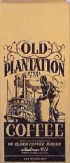 Old Plantation Coffee Bag