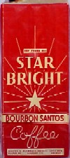 Star Bright Coffee Bag