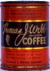 Thomsa J. Webb Coffee