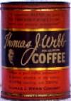 Thomsa J. Webb Coffee