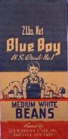 Blue Boy Beans