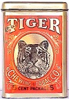 Tiger Chewing Tobacco