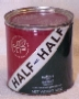 Half & Half Tobacco (red / green can)