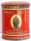 Prince Albert (small canister)