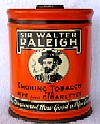 Sir Walter Religh Canister