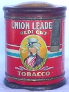 "Union Leader ""Uncle Sam"" Canister"